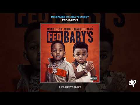 Moneybagg Yo & NBA Youngboy - Mandatory Drug Test (feat. Young Thug) [Fed Babys]