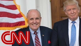 Rudy Giuliani says he's not lying for Trump