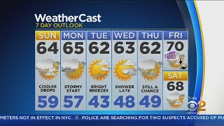 New York Weather: 4/14 Sunday Forecast