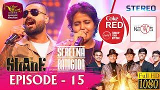 Coke Red   Featured by Shane Zing & Sereena Batagoda   2021-07-24   Rupavahini Musical