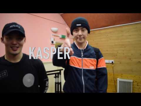 Mihawk X Kasper - Choreography Tour London 2017 (+INTERVIEW WITH MIHAWK AND KASPER)
