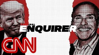 National Enquirer publisher AMI strikes deal in Cohen probe