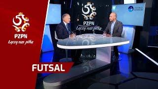 Łączy Nas Futsal. Janusz Szymura.