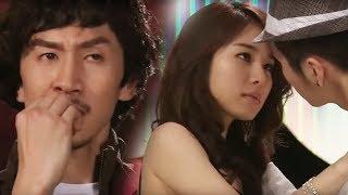 Kwang Soo nổi máu ghen khi thấy In Na hết mặc đồ thiếu vải đến đóng vai ma sơ bị xé áo