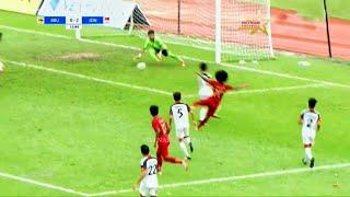 Brunei DS 1-6 Indonesia | AFF U18 CHAMPIONSHIP 2019 | GROUP A | 10/08/2019