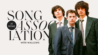 Wallows Sing SZA, Rex Orange County, and Arcade Fire in a Game of Song Association | ELLE