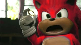 New Sonic the Hedgehog 2020 trailer but it's Knuckles The Echidna