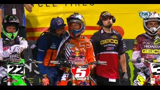 2015 AMA Supercross Rd #17, 2015 Ama Supercross Rd #16 New Jersey 450, Full Race HD