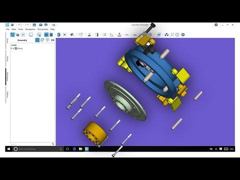 CAD-Visualisierung und Datenermittlung