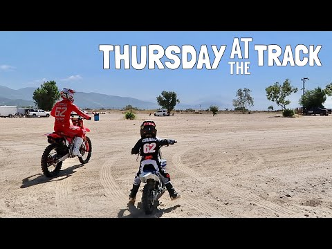 THURSDAY AT THE TRACK - Family track day at Glen Helen Raceway