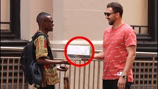 Giving Strangers the Xbox One