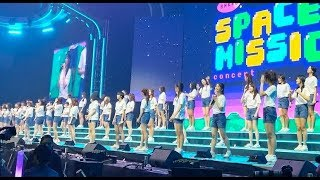 BNK48 Space Mission Concert - Full HD
