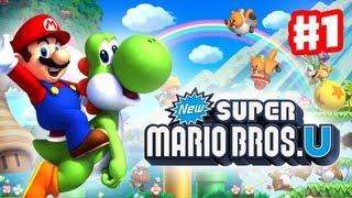 Game | New Super Mario Bros | New Super Mario Bros