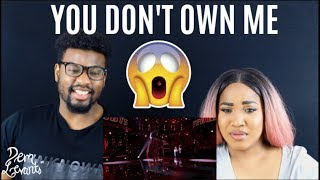 """The Voice 2018 Knockout - Kyla Jade: """"You Don't Own Me""""