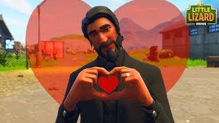 JOHN WICKS LOVE STORY! *EMOTIONAL* Fortnite Short Film