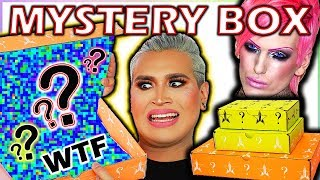 JEFFREE STAR SUMMER MYSTERY BOX UNBOXING... Expired Makeup?!