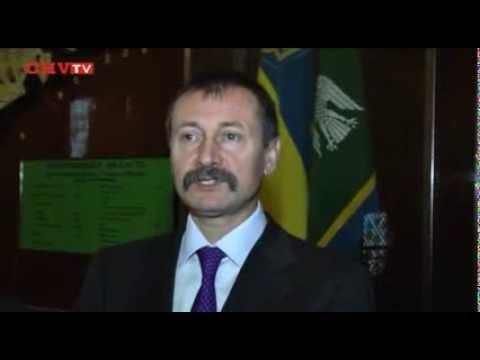 Брифінг голови Чернівецької облдержадміністрації Михайла Папієва