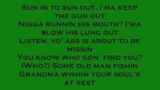 DMX -Party Up In Here Lyrics