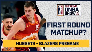 Blazers? Mavericks? Lakers? Who will Nikola Jokic and the Denver Nuggets play in the first round?