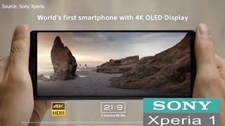 هاتف سوني اكسبريا 1 الجديد | Sony XPERIA 1 عودة شر ...