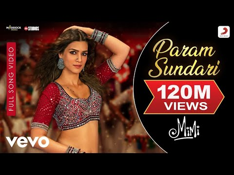 Full video of popular song 'Param Sundari' composed by A R Rahman for Mimi is out