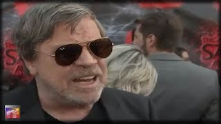 Mark Hamill Just Threw Disney and Rian Johnson Under the Bus for What they did to Luke Skywalker