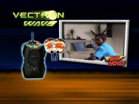 The Official Vectron Wave - Spin Direct