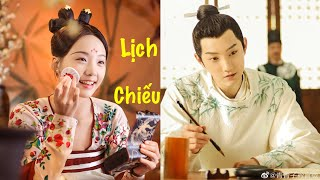 Thanh Thanh Tử Khâm Tập 11 (Lịch chiếu, nội dung phim) Qing Qing Zi Jin 2020 chinese drama