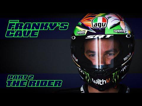 Franky's Cave - Franco Morbidelli's Secret Place - Episode 2: The Rider
