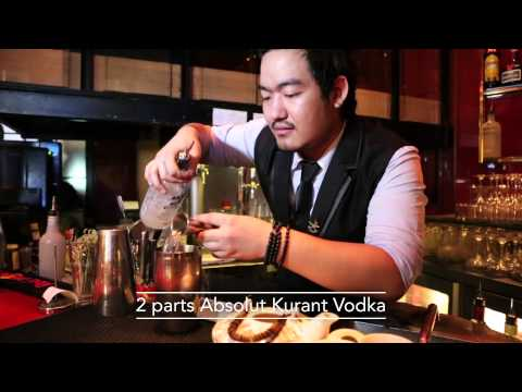 Best Bartender cocktail at LUX by Sushant Rai