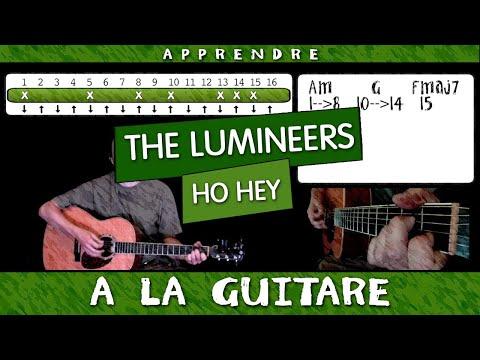 Baixar Apprendre à la guitare The Lumineers - Ho Hey - en 3 minutes