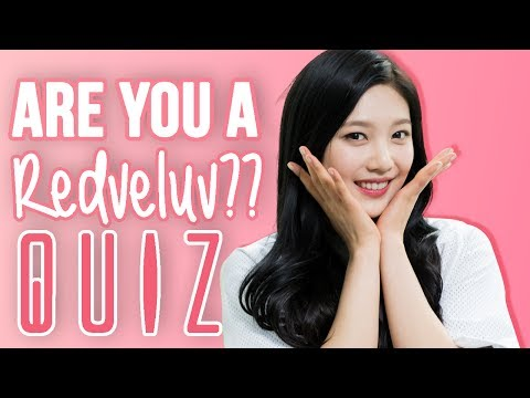 ARE YOU A REVELUV? | Red Velvet Quiz