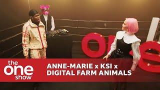 Anne-Marie x KSI x Digital Farm Animals - Don't Play (The One Show)