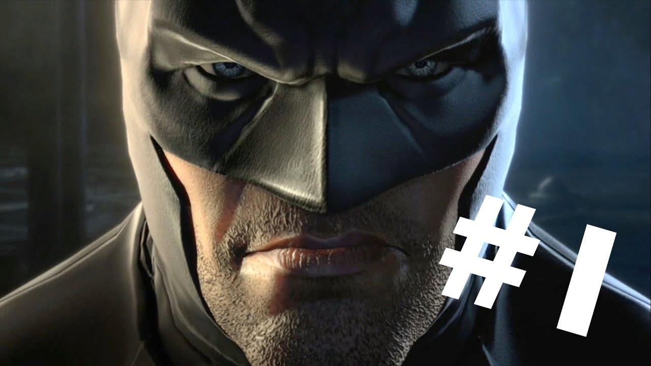 Batman Arkham Origins - Gameplay Walkthrough - Part 1 ...