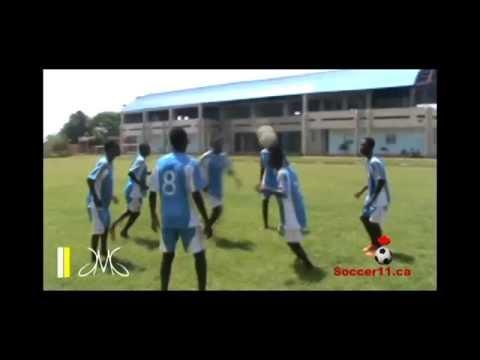 Bienvenue de l'Académie JMG du Mali au projet Soccer11.ca du canada