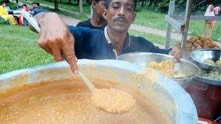 Fuchka pani puri Golgappa Dahi puri recipe Bengali Best street food How to making pani puri BD food