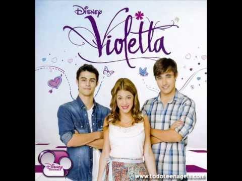 Baixar 14.ven y canta!CD violetta (COMPLETA)