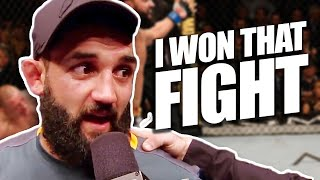 10 of the Worst Judging Decisions In MMA (UFC)