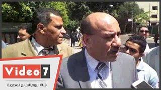 بالفيديو.. بعد تقدمه بطلب عضوية نقابة المحامين.. هشام جنينة: شأنى شأن ...