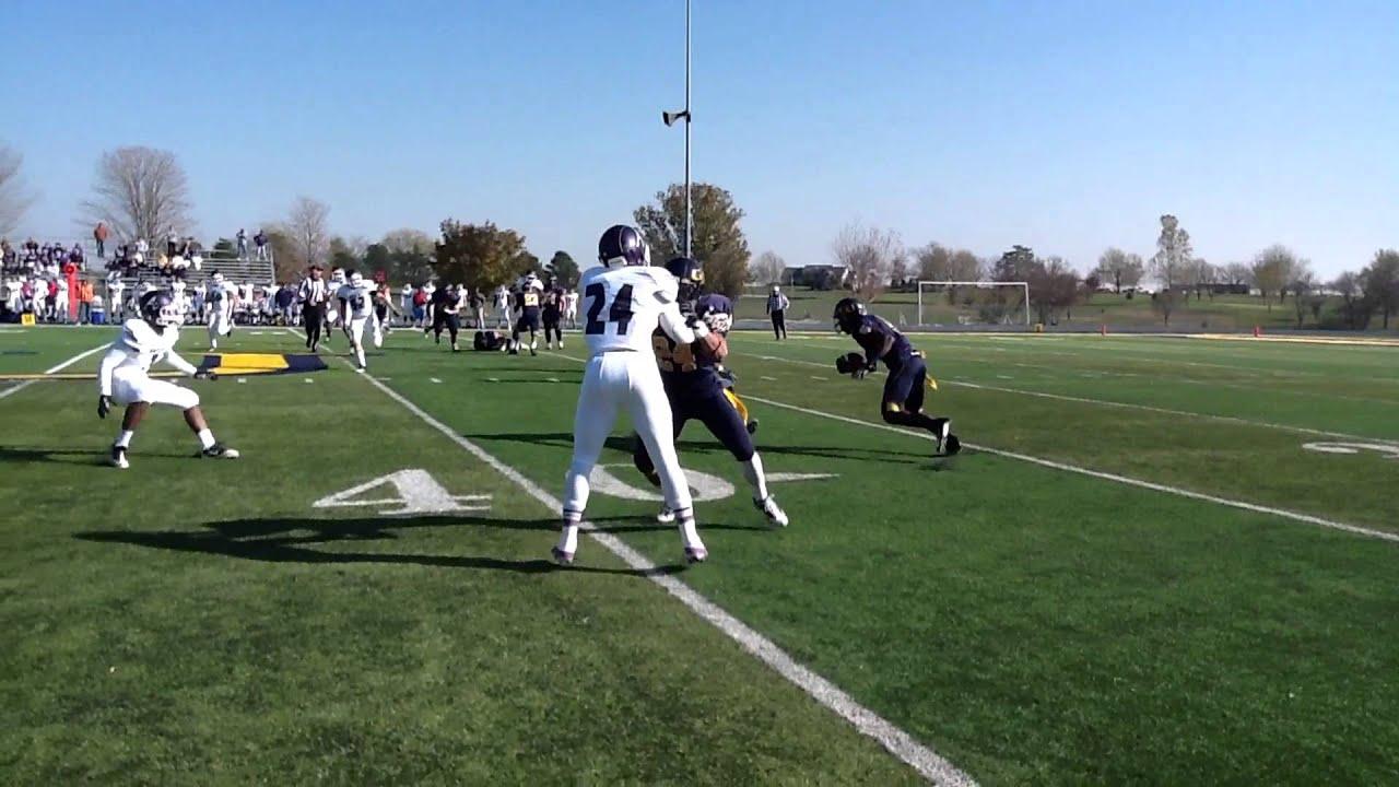 Graceland University Football vs. Avila University, Nov ...