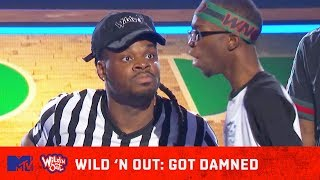 Karlous Miller Leaves Nick Cannon Running For Cover  😂 ft. Goodie Mob | Wild 'N Out | #GotDamned