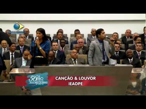 Baixar CANÇÃO E LOUVOR - 56ª EBO 2012