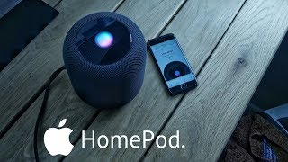 The Apple HomePod // Unboxing and First Impressions