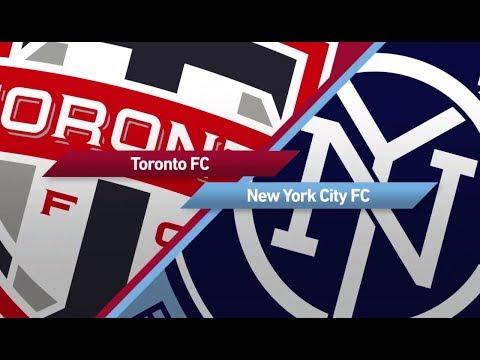 Toronto vs New York City
