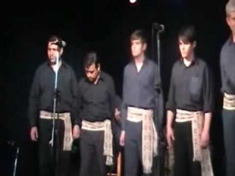 Grupo vocal Tinaja - Cielito Mio