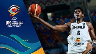 Silvio de Sousa (27 points, 21 rebounds) shines against Korea!