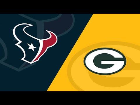 Packers Beat Texans 35-20 Reaction & Breakdown