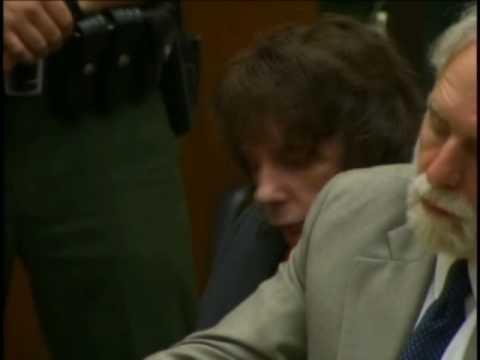 Phil Spector Sentenced