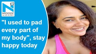 Sameera Reddy has the most empowering message for new-moth..