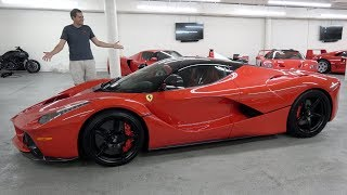 Here's Why the LaFerrari Is the $3.5 Million Ultimate Ferrari